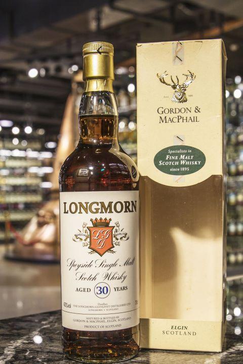 Longmorn 30yr - Gordon & Macphail 高登麥克菲爾 - 朗摩30年 (43% 30ml)