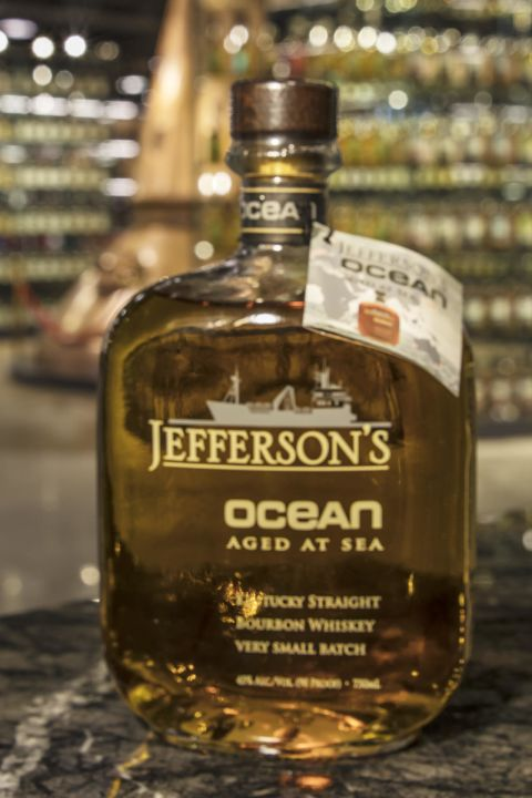 Jefferson's Ocean Age at Sea Very Small Batch 傑佛森 波本威士忌 (45% 30ml)