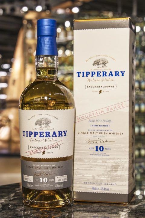 Tipperary 10yr Single Malt Irish Whisky Limited Edition 帝品瑞 10年 單一純麥威士忌 (47% 30ml)