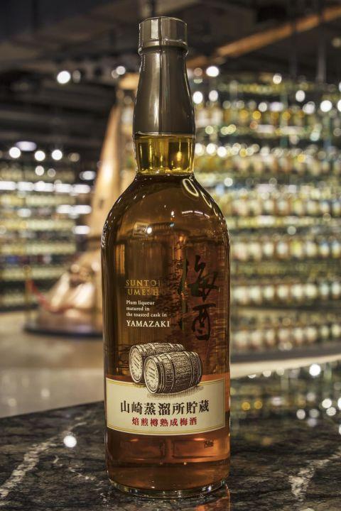 Yamazaki Plum Liqueur 山崎蒸溜所貯蔵 焙煎熟成梅酒 (17% 30ml)