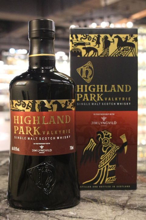 Highland Park Valkyrie 高原騎士 女武神 (45.9% 30ml)
