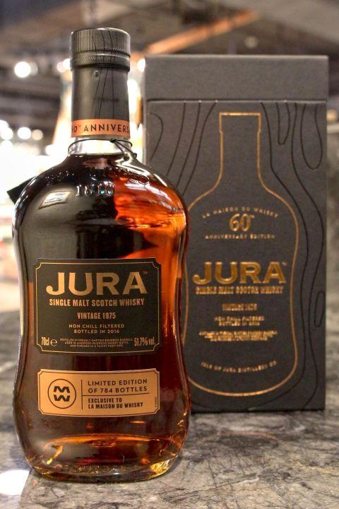 Jura 1975~2016 Tawny Port Pipe 吉拉 1975 波特桶 LMDW 60週年版 (51.7% 30ml)