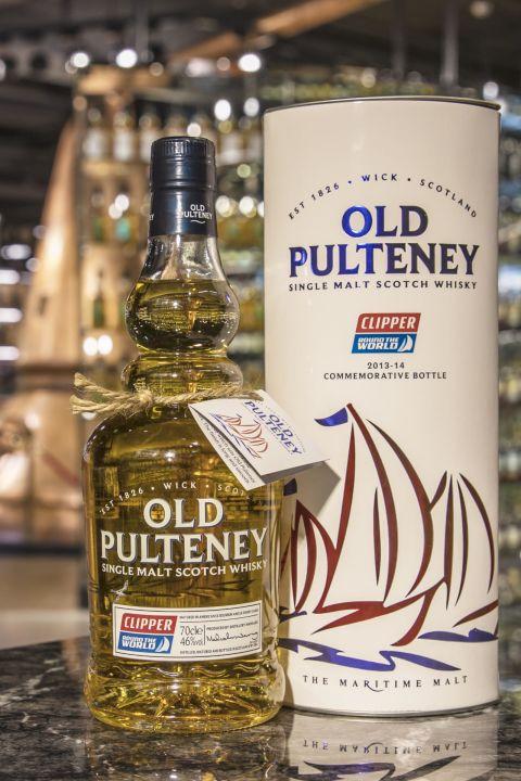 Old Pulteney Clipper American Ex-Bourbon & Ex-Sherry Casks  富特尼 帆船 (46% 30ml)