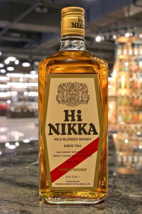 Nikka Hi Nikka Mild Blended 調合威士忌 (39% 30ml)