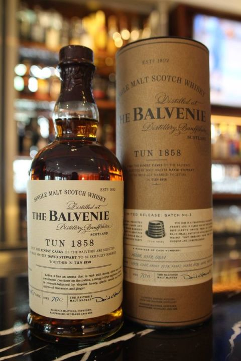 Balvenie Tun 1858 Batch No.3 百富 1858號桶 第三批次 (46.1% 30ml)
