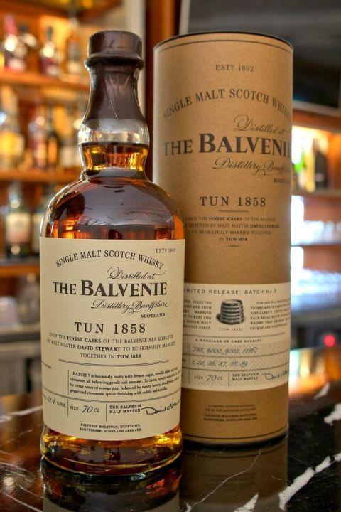Balvenie Tun 1858 Batch No.5 百富 1858號桶 第五批次 (51.4% 30ml)