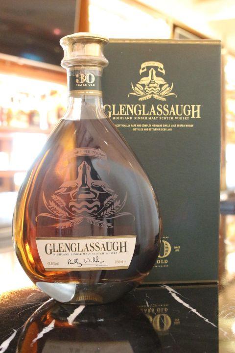 Glenglassaugh 30yr 格蘭格拉索 30年 WWA最佳高地區威士忌獎 (44.8% 30ml)
