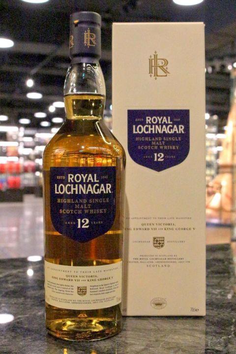Royal Lochnagar 12yr single malt whisky 皇家藍勛 12年 (40% 30ml)
