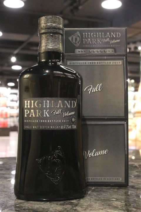 Highland Park 1999-2017 Full Volume 高原騎士 1999-2017 音浪 (47.2% 30ml)
