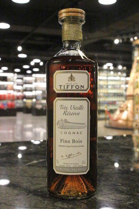 Tiffon - Très Vieille Réserve Cognac Fins Bois 帝峯 陳年 優質林區 限定典藏干邑 (40% 30ml)