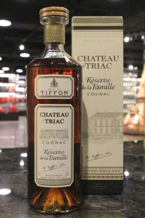 Tiffon-Château de Triac Réserve de la Famille Cognac 帝峯 家族臻藏 限定干邑 (40% 30ml)