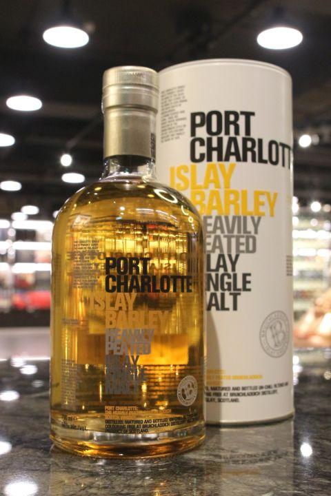 Bruichladdich Port Charlotte Isiay Barley 布萊迪 波夏 艾雷島大麥 (50% 30ml)