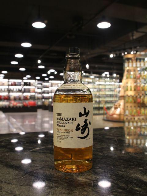 Yamazaki Puncheon Cask 山崎 邦穹桶 (48% 30ml)