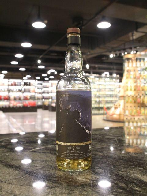 TWA - The Drunken Master 2007-2015 Bourbon Cask 醉俠 8年 波本桶 (50.7% 30ml)