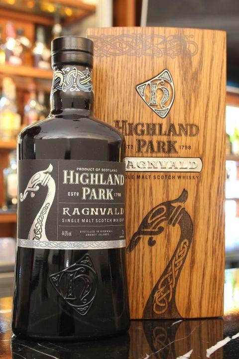 Highland Park Ragnvald 高原騎士 Ragnvald 銀龍船 勇士系列 (44.6% 30ml)