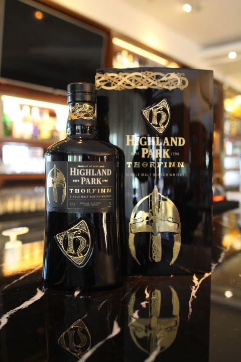 Highland Park Thorfinn 高原騎士 Thorfinn 索爾芬戰盔 勇士系列 (45.1% 30ml)