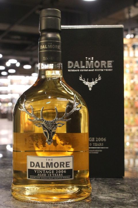 Dalmore 2006 10yr Bourbon Barrels 大摩 2006 10年 波本桶 (46% 30ml)