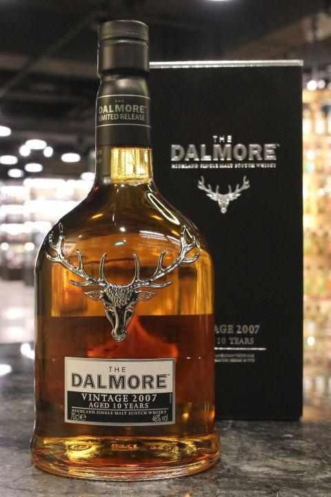 Dalmore 2007 10yr American White Oak & Sherry Butts 大摩 2007 10年 雙桶 (46% 30ml)