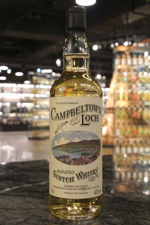 Campbeltown Loch Blended (Springbank)  坎培爾調和威士忌 (40% 30ml)