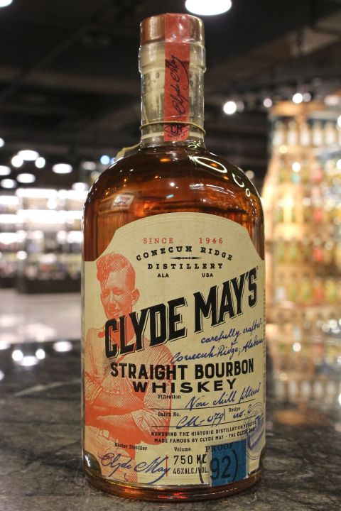 Clyde May's Kentucky Straight Bourbon 格萊美 肯德基波本 (46% 30ml)