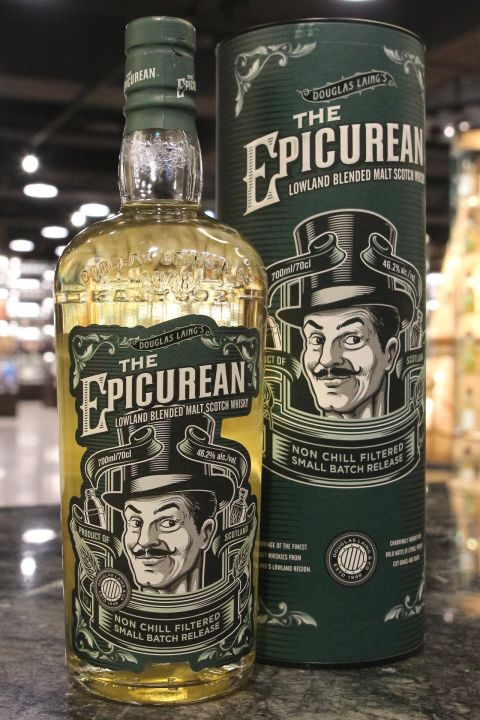 Douglas Laing The Epicurean Lowland Blended Malt 道格拉斯蘭恩 大玩家 調和 (46.2% 30ml)