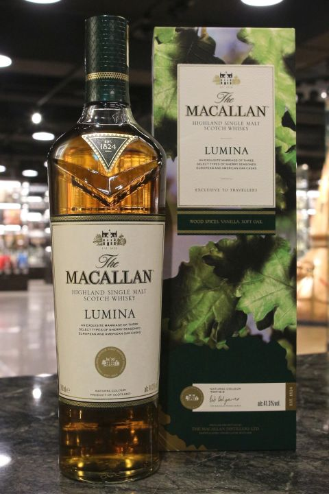 Macallan The Quest Collection - Lumina 麥卡倫 探索系列 - 絢綠 (41.3% 30ml)