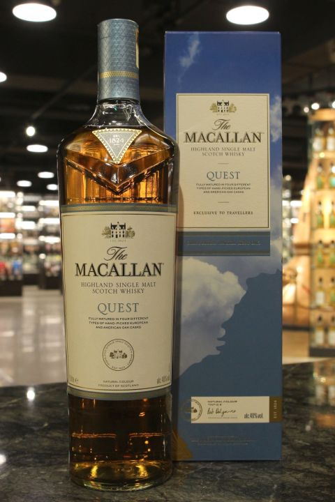 Macallan The Quest Collection  麥卡倫 探索系列 - 藍天 (40% 30ml)