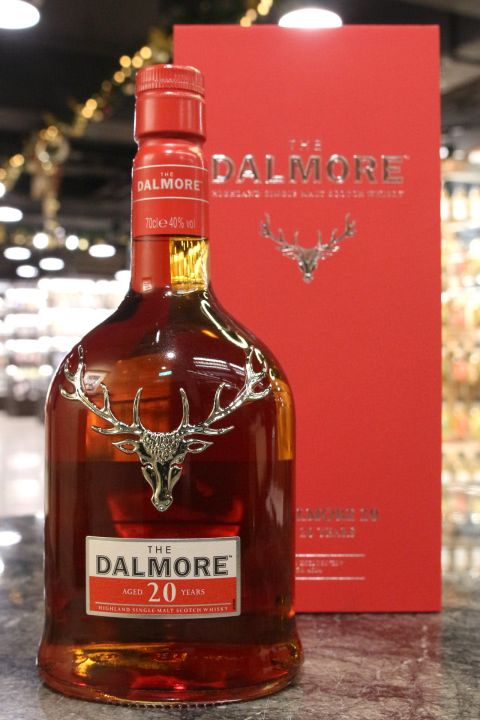 Dalmore 20yr Created Exclusively For Asia  大摩 20年 亞洲限定版 (40% 30ml)