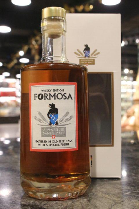 Säntis Malt  Formosa Batch:13 山蹄士 福爾摩沙 第13版 奧地利甜白酒桶 (49% 30ml)