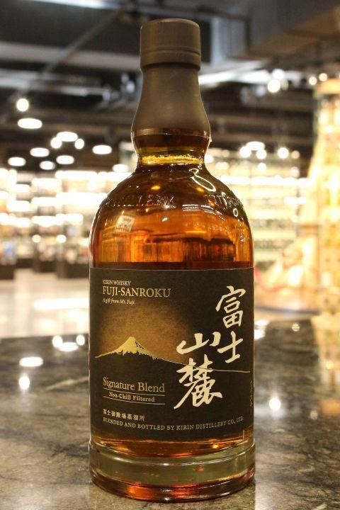 Kirin Fuji-Sanroku Signature Blend 富士山麓 大師調和 (50% 30ml)