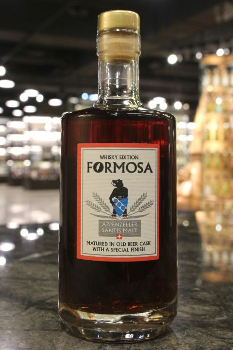 Säntis Malt Edition Formosa Batch 12 山蹄士 老啤酒桶泥煤原酒 (59.7% 30ml)