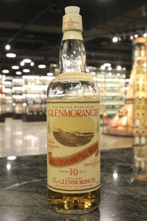 Glenmorangie 10yr Natural Cask Strength 格蘭傑 10年 原酒 90年代晚期 (59.6% 15ml)