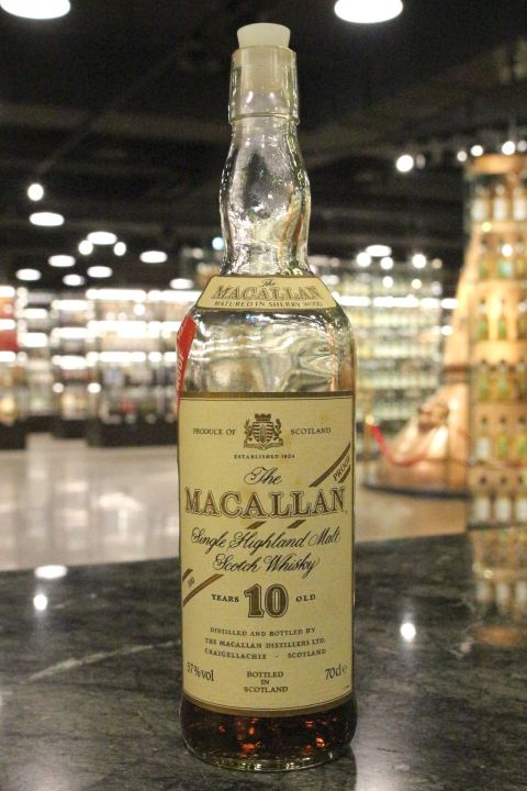 Macallan 10yr Casks Strength 100 Proof 麥卡倫 10年原酒  (57% 15ml)