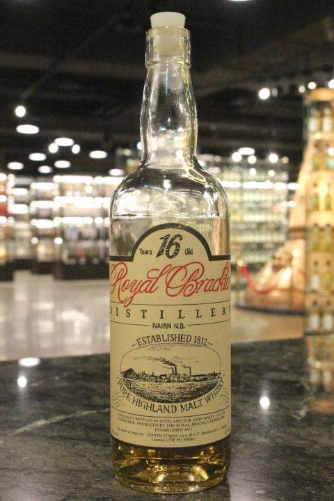 Royal Brackla 16yr Pure Highland Malt 皇家柏克萊 16年 純麥威士忌 (57% 15ml)