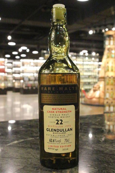 Rare Malts - Glendullan 22yr 1972 Cask Strength 格蘭杜蘭 22年 原酒 (62.6% 15ml)
