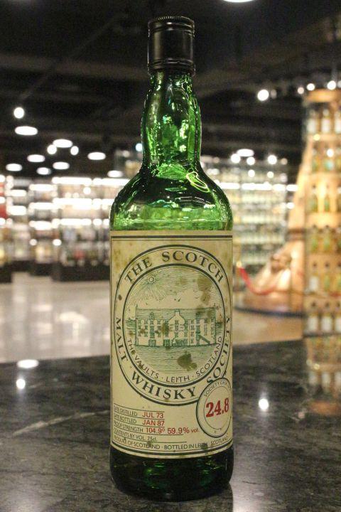SMWS 24.8 Macallan 1973 Cask Strength 麥卡倫 1973 原酒 蘇格蘭威士忌協會 (59.9% 15ml)