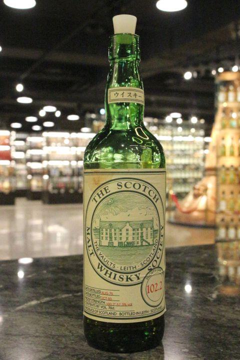 SMWS 102.2 Dalwhinnie 1975 Cask Strength 達爾維尼 1975 原酒 蘇格蘭威士忌協會 (57.3% 15ml)