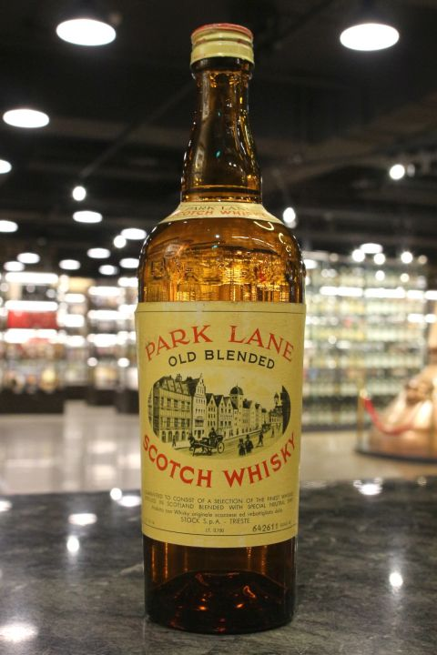 Park Lane Old Blended Scotch Whisky 1960s 蘇格蘭60年代調和威士忌 (43% 15ml)