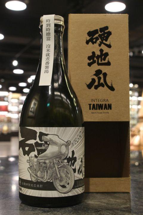 INTEGRA Sweet Potato Shochu 2019 Limited Edition 硬地瓜 台農57號地瓜燒酎 (33% 30ml)