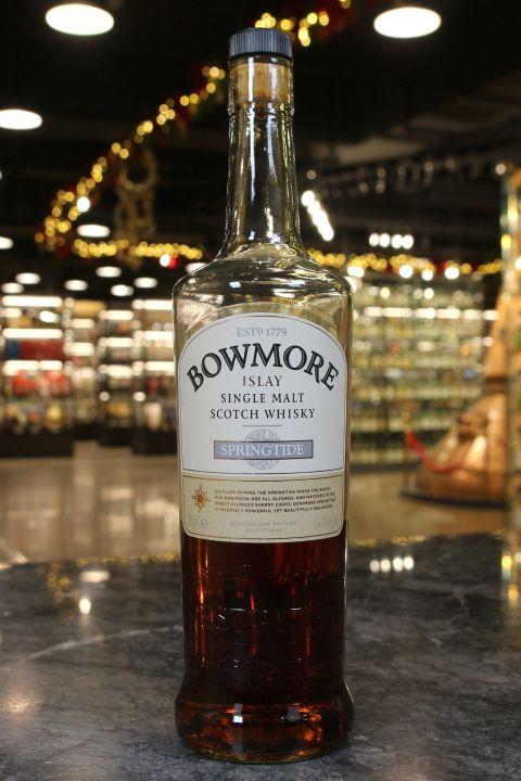 Bowmore 2016 Springtide Spanish Oloroso Sherry Casks 波摩 2016 春潮 雪莉桶 (54.9% 30ml)