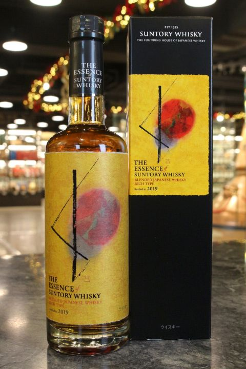 The Essence of Suntory Whisky 3 - Blended Whisky Rich Type 2019 濃厚型調和 山崎酒廠 (48% 30ml)