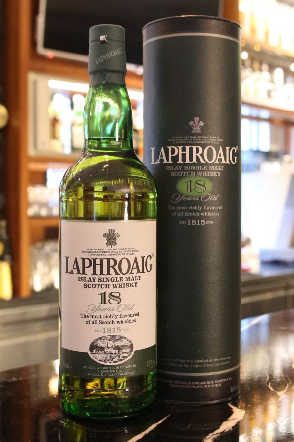 LAPHROAIG 18 years Old Version 拉佛格 18年 絕版逸品 (700ml 48%)