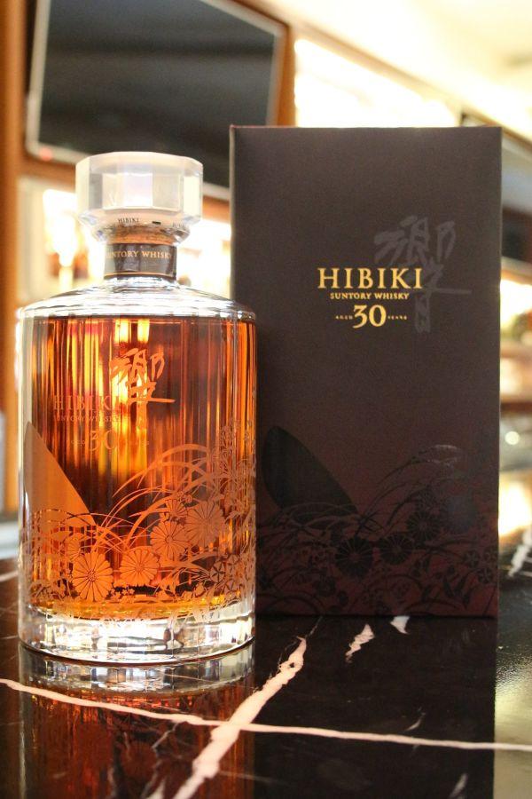 (現貨) HIBIKI 30 years Special 響 30年 限定版 (700ml 43%)