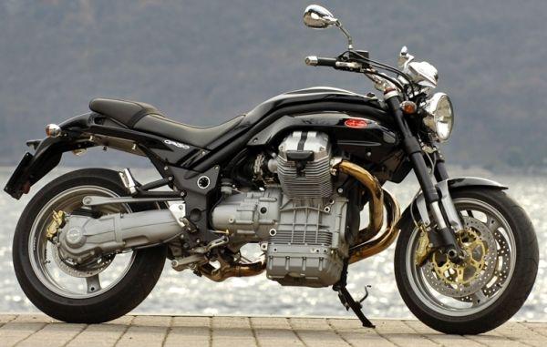義式美學之造車工藝~Moto Guzzi Criso 1100/850