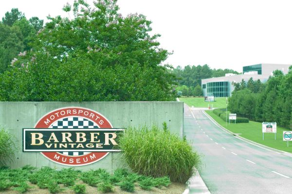 超級夢想的收藏車園地 Baber Motorsports Park
