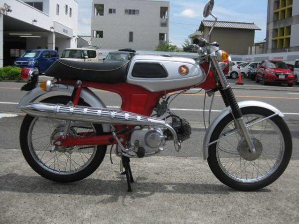 1967 HONDA  ベンリイ BENLY SS50