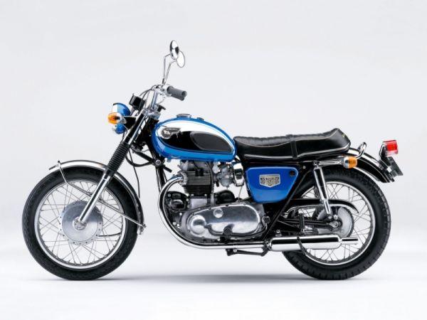 1968 カワサキ Kawasaki W1S
