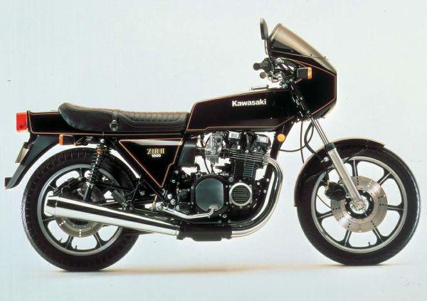 1980 KAWASAKI Z1R II