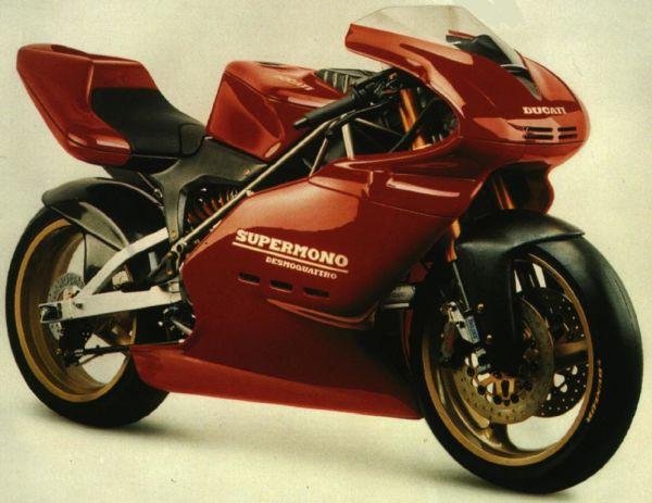 1993 Ducati Supermono