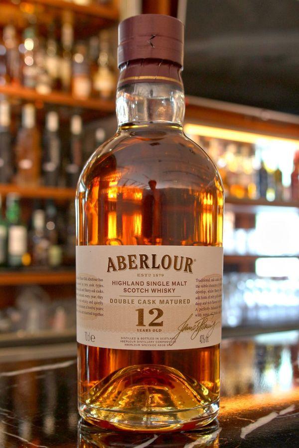 Aberlour 12yr Double Cask Matured 亞伯樂 12年 雙桶陳釀 (40% 30ml)
